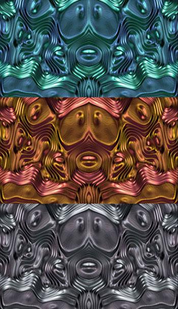 Graphical print Metal King