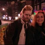 Halloween vincent van gogh