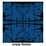 Crazy fores tnight blue by pixelpolly