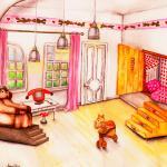 Baby slaapkamer - baby's bedroom