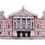 Concertgebouw Amsterdam - Concert building